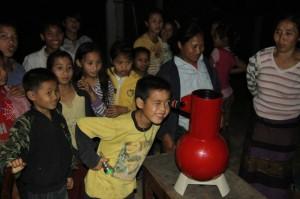 Phongsali計畫 我們必須想出創意的方法連絡所有村民