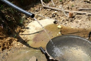 Project Sekong 2012: Our new challenge is finding clean drinking and cooking water for camp.