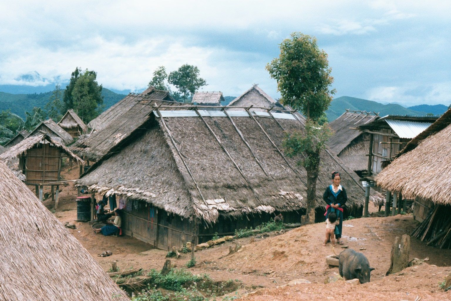 Sekong Laos  city photos : Project Sekong 2013: Hmong Are A People Of The Mountain Tops | We Help ...