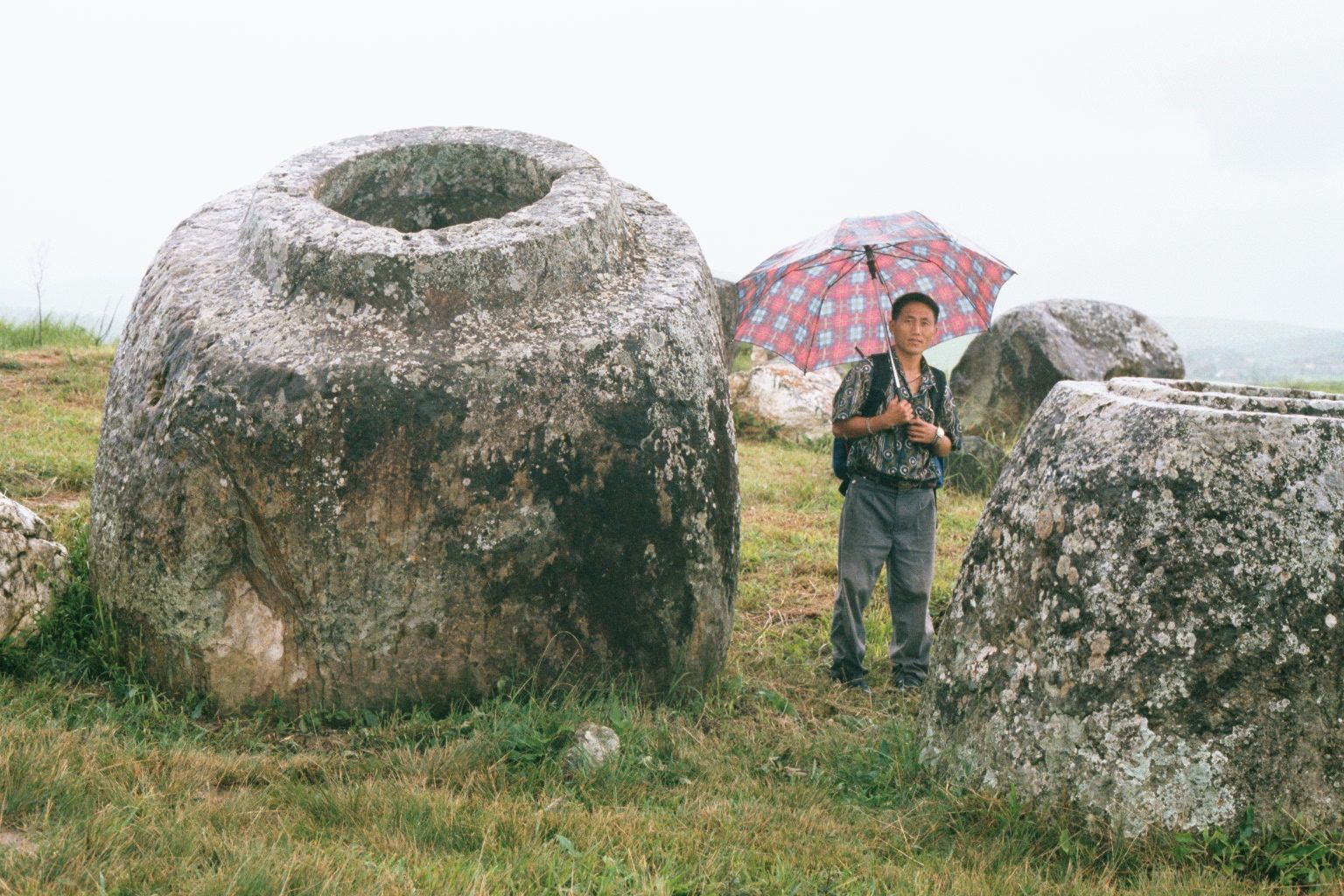 Project Sekong 2013: Unsolved mysteries at the Plain of Jars