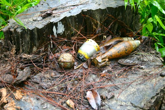 Project Sekong 2013: Nearly Half Of All Victims Are Intentionally Handling UXO