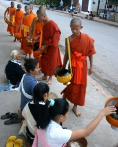 Project Sekong 2013: Buddhist Temples And Monks